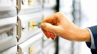 Save Deposit Box Bank