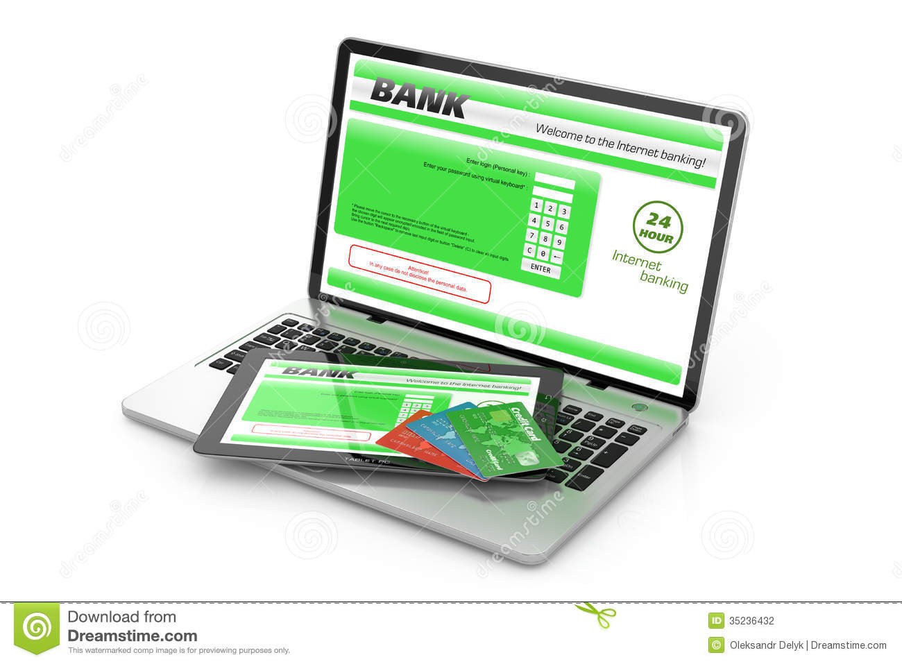 internet-banking-service-concept-isolated-white-background-35236432